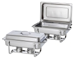 Twin Pack  - 2 Chafing Dishes 1/1 GN